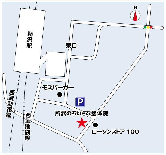 マップ周辺図